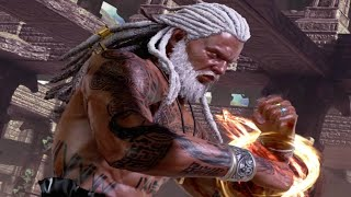 TEKKEN 7 - Leroy Smith Online Ranked Matches #2 (PS4 Pro)