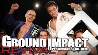 Professional JIU-JITSU GROUND IMPACT REVIVAL 【ブラジリアン柔術DVD】