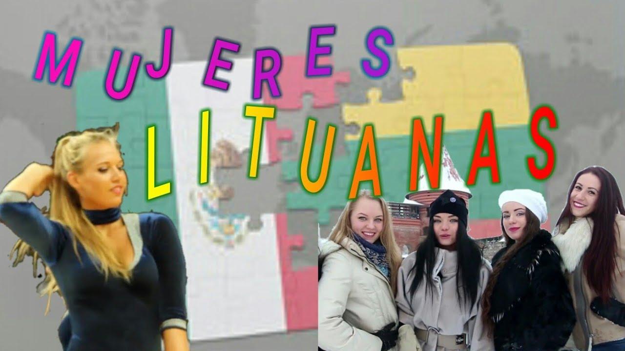conocer mujeres lituania