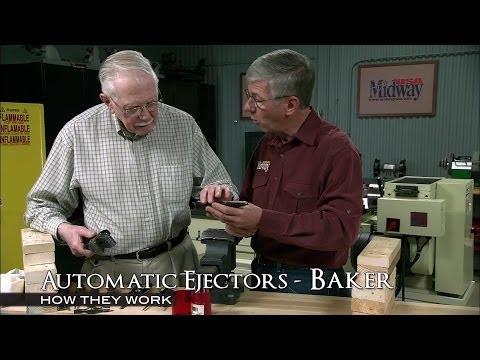 Gunsmithing - British Side-by-Side Shotguns Baker System Ejectors - Overview