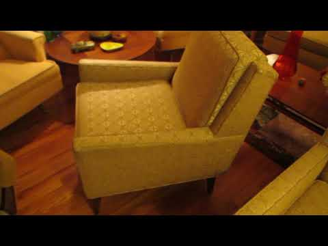 Mid Centuiry Modern  Century Furniture company chairs