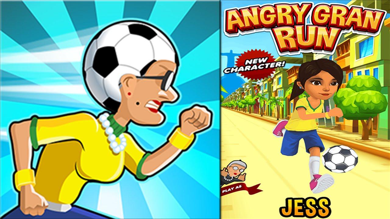 Angry Run