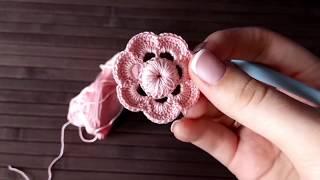 Простой красивый женственный цветок ИРЛАНДСКОЕ КРУЖЕВО Irish lace