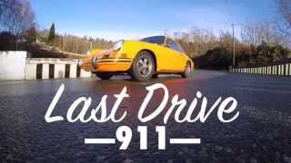 1966 Porsche 911 swb last drive before winter