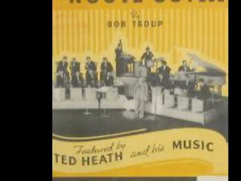 TED HEATH ~ BIRMINGHAM BOUNCE ~ 1950 ~ VOCAL JACK PARNELL