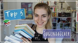 TOP 10 JUGENDBÜCHER / MEINE EMPFEHLUNGEN| tonipure