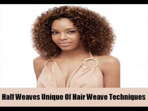 7 different types of hair weave techniques youtube pmusecretfo Gallery