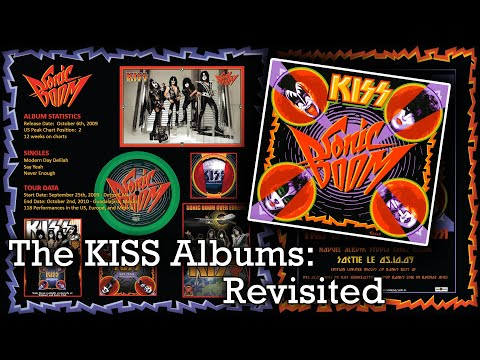 The KISS Albums Revisited: Sonic Boom