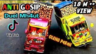 Download lagu KAPTEN OLENG VIRALL !! icko miniatur truk oleng terbaru