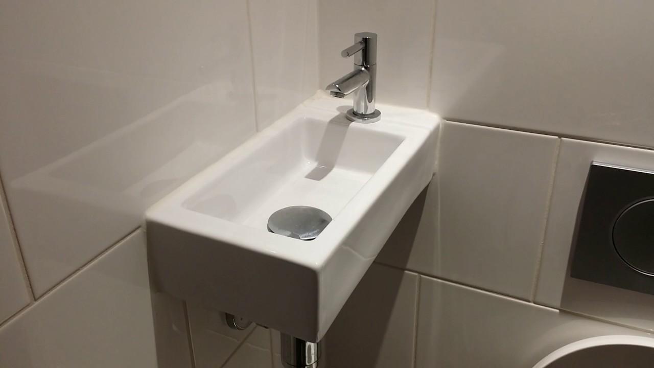 Waar fonteintje toilet maken binnen en buiten de wc youtube