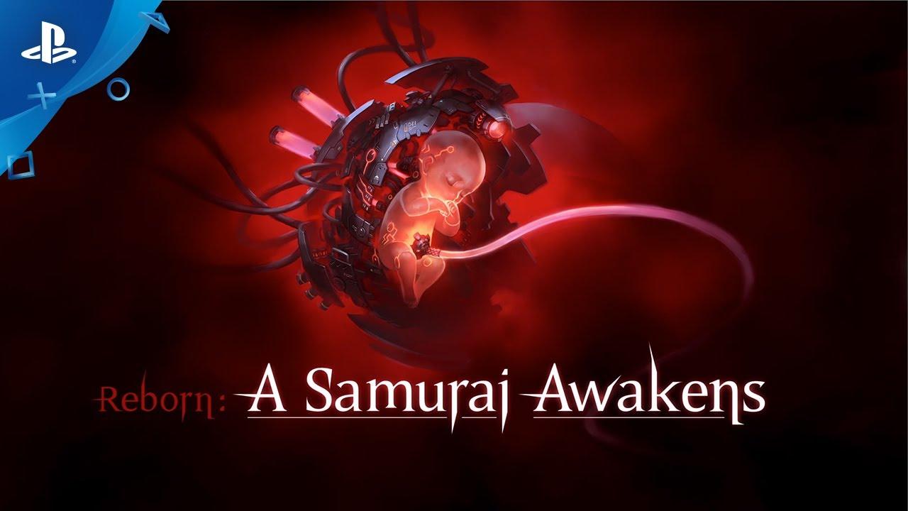 Reborn: A Samurai Awakens - Announce Trailer | PSVR