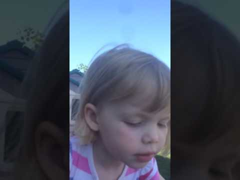 Little Girl Can't Say