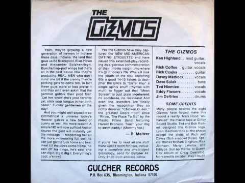The Gizmos - Muff Divin' - 1976