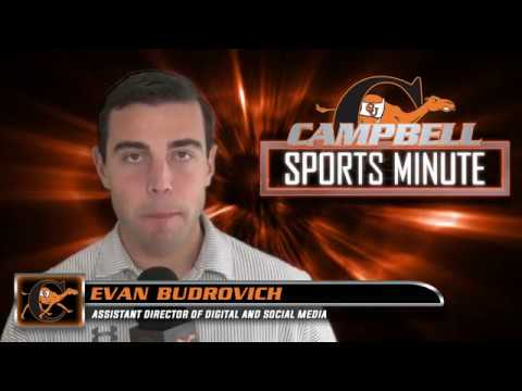 Campbell Sports Minute - Monday, March 20
