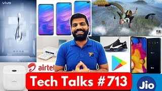 Tech Talks #713 - PUBG Zombie Map, Jio 4G Speed, Samsung S10X 5G, LG V40 ThinQ, Xiaomi Cooker