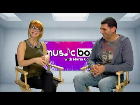 Music Box with Maria Cozette Guest, Gor Mkhitarian
