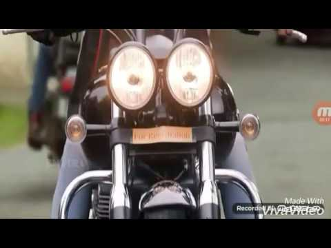 DULQUER SALMAN |||| BIKE ENTRY with Charlie BGM