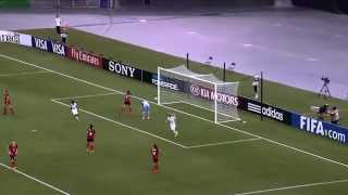 ★Amazing Goal WOMEN'S U-20 WORLDCUP| Claire Lavogez | FRANCE vs Costa Rica | 06.08.2014★
