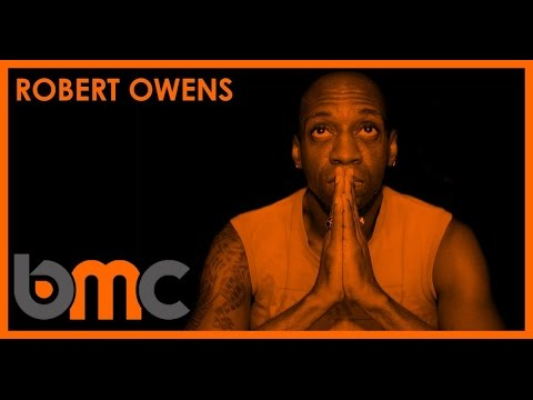 Robert Owens interview @ BMC 2015 (Brighton Music Conference)
