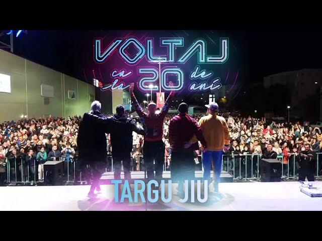 Voltaj - Ca la 20 de ani Tour @Targu Jiu