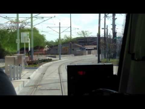 Houston Metro Rail - Red Line Extension (from North Terminus To Downtown)
