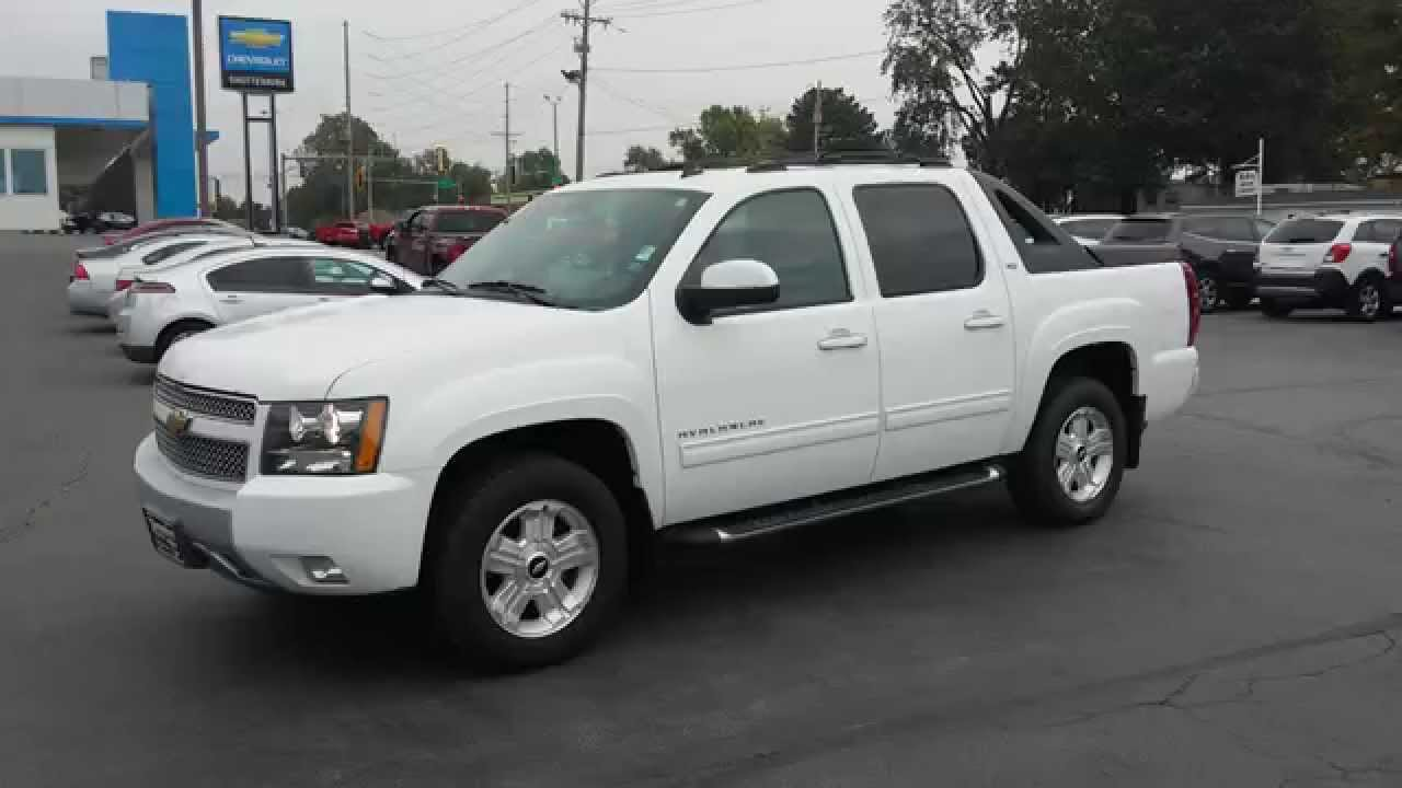 Certified 2011 chevy avalanche z71 4x4 youtube certified 2011 chevy avalanche z71 4x4 sciox Image collections