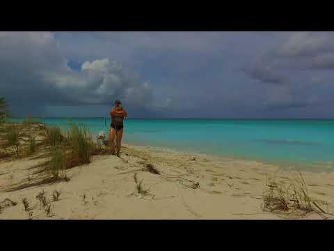 Turks And Caicos Trip -April 2017 Leeward beach
