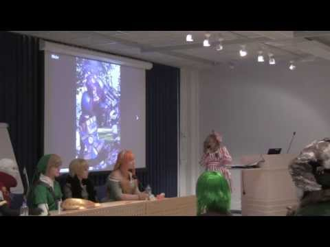 Tracon 8: Cosplay in the Nordic Countries