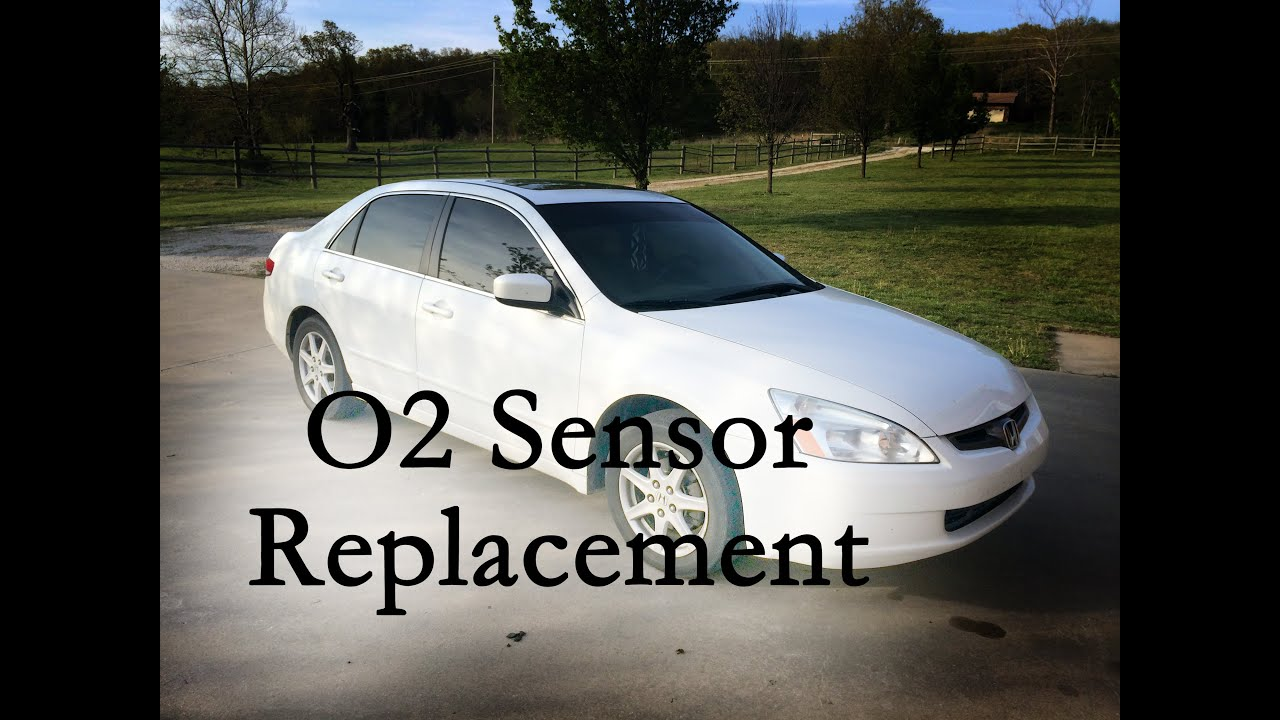 2006 Honda Accord 2 4 Belt Diagram Wiring Master Blogs Odyssey O2 Sensor Replacement V6 7th Gen Ep 18 Youtube Rh Com 2004 2005