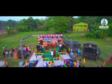Aata Gache Tota Pakhi Dalim Gache Mou+(Singer+Purnima)New Santali Fansan Video2019