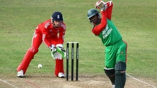 England Lions v Bangladesh A - third ODI highlights - Taunton