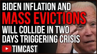 Biden Inflation Causes Wages To DROP, Economy Facing Collapse As MILLIONS About To Get Evicted