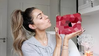 unboxing deliveries and giving away a 1400 handbag   lydia elise millen