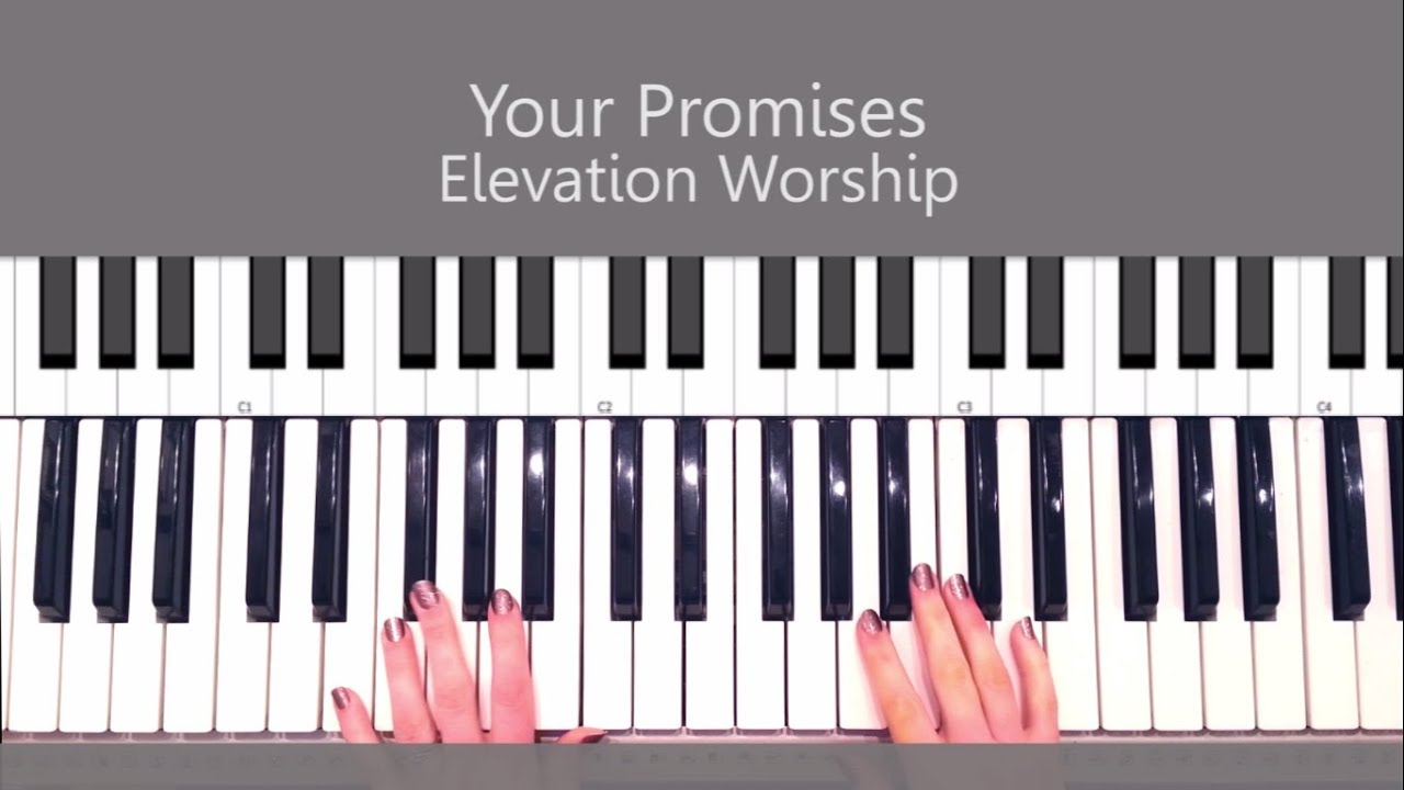 Your promises by elevation worship piano tutorial youtube your promises by elevation worship piano tutorial baditri Images