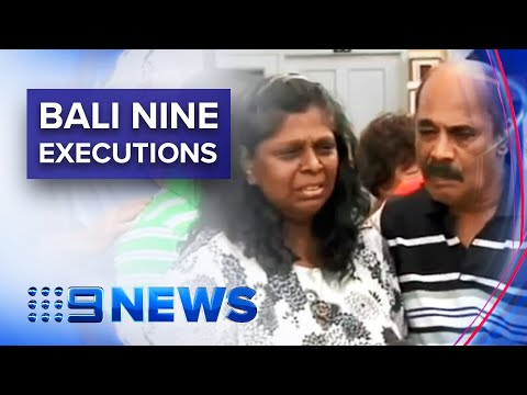 Bali 9 Executions | Today Perth News