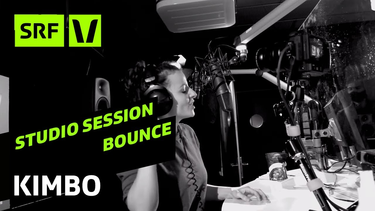 KimBo «Exclusive Bars» live   Bounce   SRF Virus