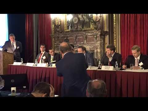 2017 9th Annual New York Maritime Forum - Analyst Panels