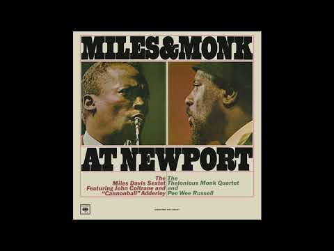 Miles & Monk At Newport [FLAC 24 bit/96 kHz] 1964/2017