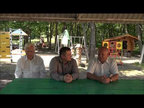"""Национальный парк """"Хвалынский."""" Савинов  В. А ."""