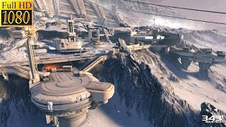 Halo 5 Guardians Warzone on March on Stormbreak 32-5-24 Overlord Actual