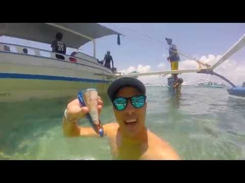 Philippines Travel 2016 GoPro Diving