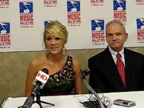 OETA Sneak Peek at Oklahoma Music Hall of Fame