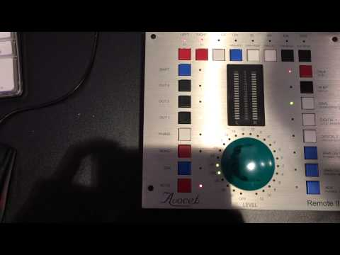 Avocet monitor controller  from Crane song part 1