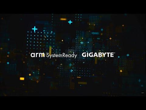 GIGABYTE Receives ARM SystemReady Trophy