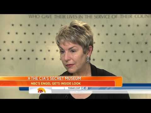 CIA Museum on The Today Show