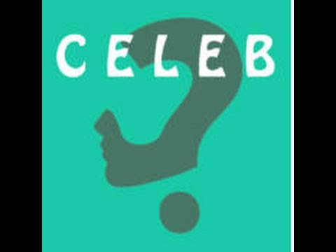 Celebrity Guess - All Level Answers