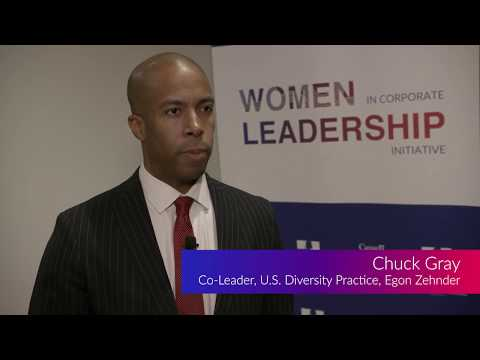 Chuck Gray, Co-Leader, U.S. Diversity Practice at Egon Zehnder, for the WICLI 2018