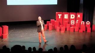 TEDxBrno - Vladimír Franz - Soustavně upadající víra ve vzdělanost