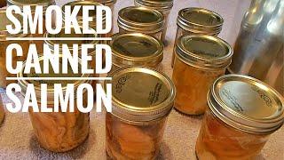 How we can & smoke salmon [Life in Alaska Vlogs #16]