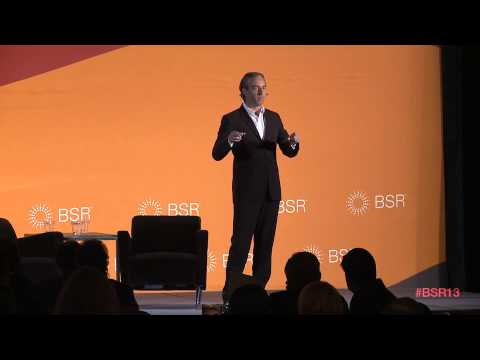 Oliver Niedermaier, Founder, Chairman and CEO, Tau Investment Management, at the BSR Conference 2013